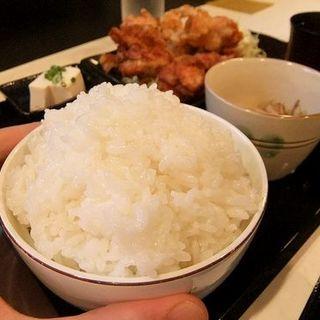 ハーブ鶏のから揚げ定食(唐揚 とっとうと)