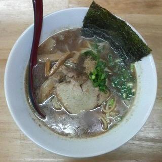 魚介醤油ラーメン(唐澤商店よってこ屋 )