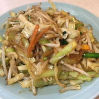 野菜炒メ(喜楽)