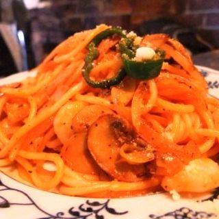 イタリアン・スパゲッティー(喫茶ナロード)
