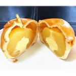 りんご丸ごとパン