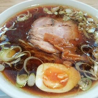 醤油ラーメン(四代 芹澤 (【旧店名】ラーメン順))