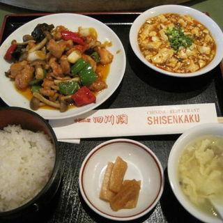 鶏肉の四川風炒め(四川閣 )