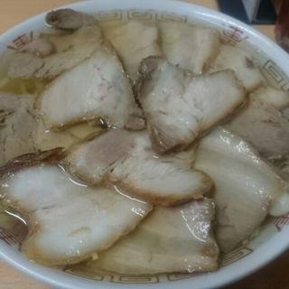 肉そば(チャーシューメン)(坂内食堂 (ばんないしょくどう))