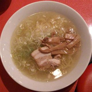 塩拉麺(壱参龍 )