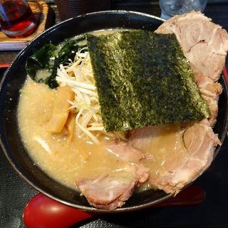 ネギチャーシューメン(醤油)(壱鉄や (いってつや))