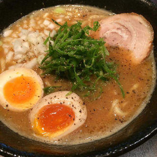 鶏×鶏 濃厚ラーメン(大杉製麺)