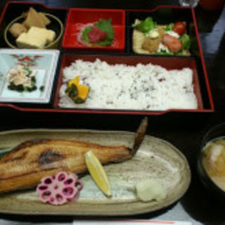 日替り焼魚定食(大松)