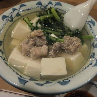 鳥豆腐(大衆割烹 三州屋 神田駅前店 (タイシュウカッポウサンシュウヤ))