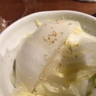 白菜の浅漬け(大衆飲み処 徳田酒店 )