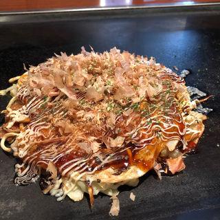 広島焼き 豚玉(銀の卵 二色浜店 )