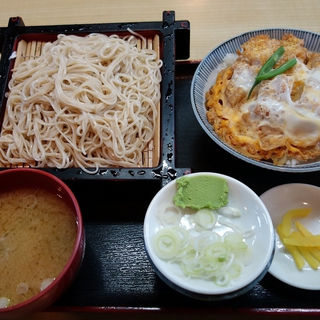 カツ丼セット(大黒屋 )