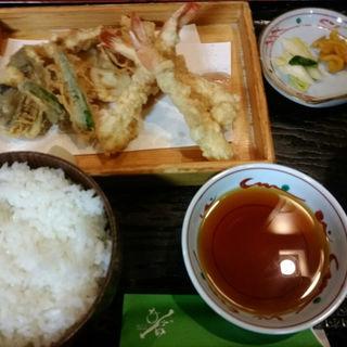 天ぷら定食(天ぷら なが田 )