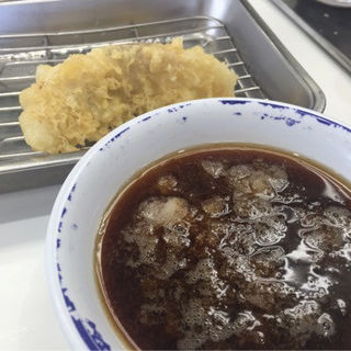天ぷら(天ぷらのひらお 久山店)