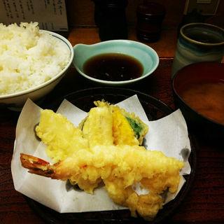 天麩羅定食(天ぷら天平 )