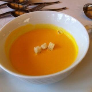 パンプキンのスープ