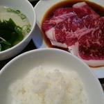 ロースランチ(天壇 銀座店 (テンダン))