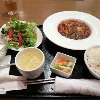 曹麻婆豆腐ランチ(天府真味 (テンプシンミ))
