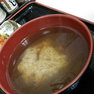 しじみ味噌汁(天房)