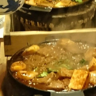 牛鍋(太田なわのれん (おおたなわのれん))