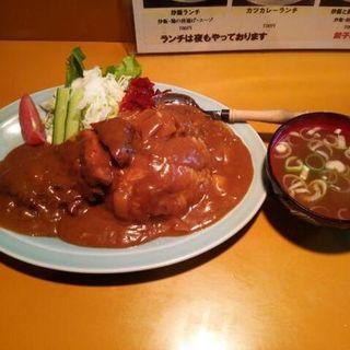 カツカレーランチ(太閤)