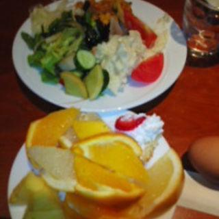 とろとろハヤシオムライス(太陽のカフェ 極楽店 (【旧店名】Restaurant 太陽))
