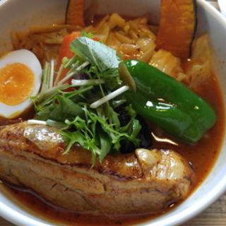 炙り角煮カリー(奥芝商店 旭川亭 )