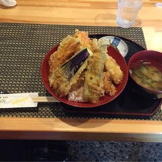 天丼(女郎花)