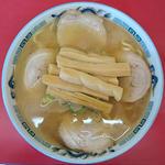 叉焼麺 松