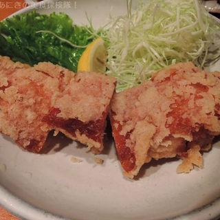 から揚げ(季節野菜 炭焼料理 花房 )