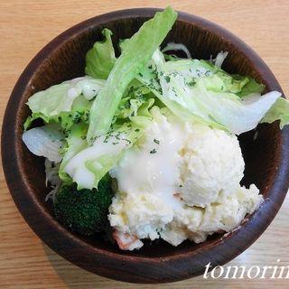 ポテトサラダ(宝亭 (たからてい))