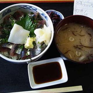 イワシ丼(寿司吉 )