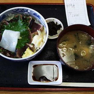 かつおたたき丼(寿司吉 )