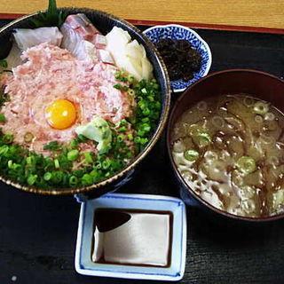 ネギトロ丼(寿司吉 )