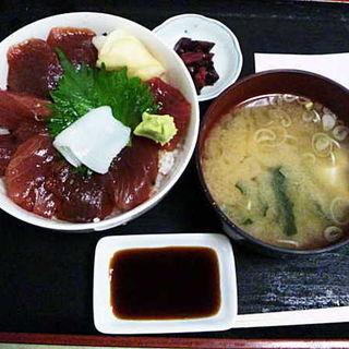 マグロづけ丼(寿司吉 )