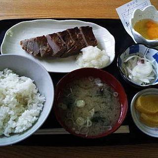 まぐろ味噌焼(寿司吉 )