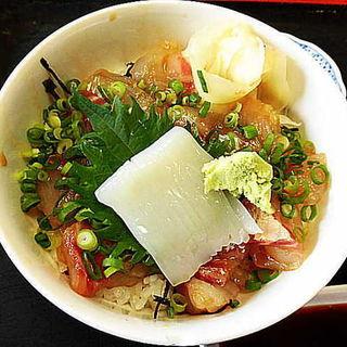 天然マダイづけ丼(寿司吉 )