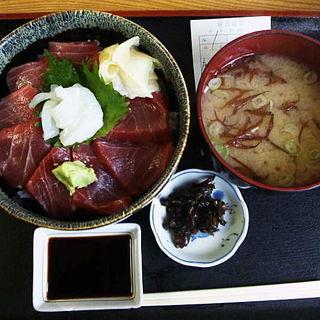 本マグロ鉄火丼(寿司吉 )