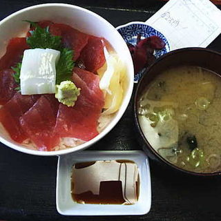 鉄火丼(寿司吉 )