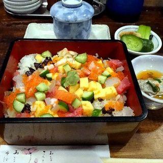バラチラシランチ (寿司居酒屋やまちゃん)