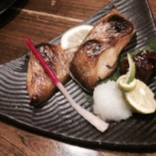 のどぐろの塩焼き(小料理すず木 (【旧店名】菜月))