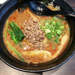 担担麺(小杉らぁめん 夢番地 )
