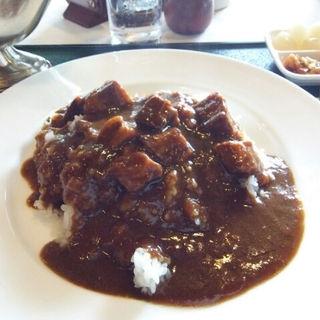 ポークカレー(小金井カントリー倶楽部 レストラン )