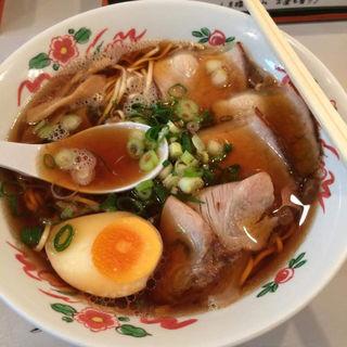 ラーメン(尾道ラーメン 十六番 本店 )