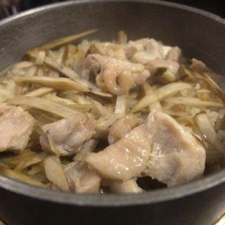 釜飯(居酒屋 えんむすび )