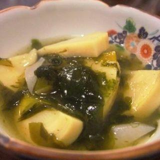 若竹煮(居酒屋 心)