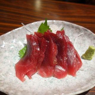 赤身(居酒屋 春告魚 (めばる))