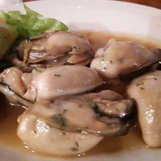 牡蠣バター炒め(居酒屋一番 )