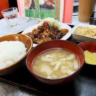 昼定食(屯喜朋亭 (ドンキホーテ))