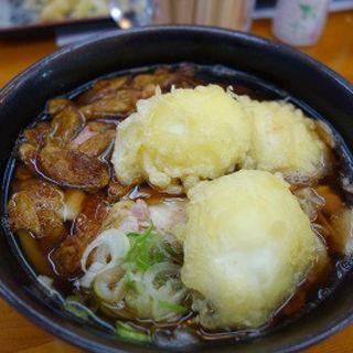 肉ごぼううどん(山一 )
